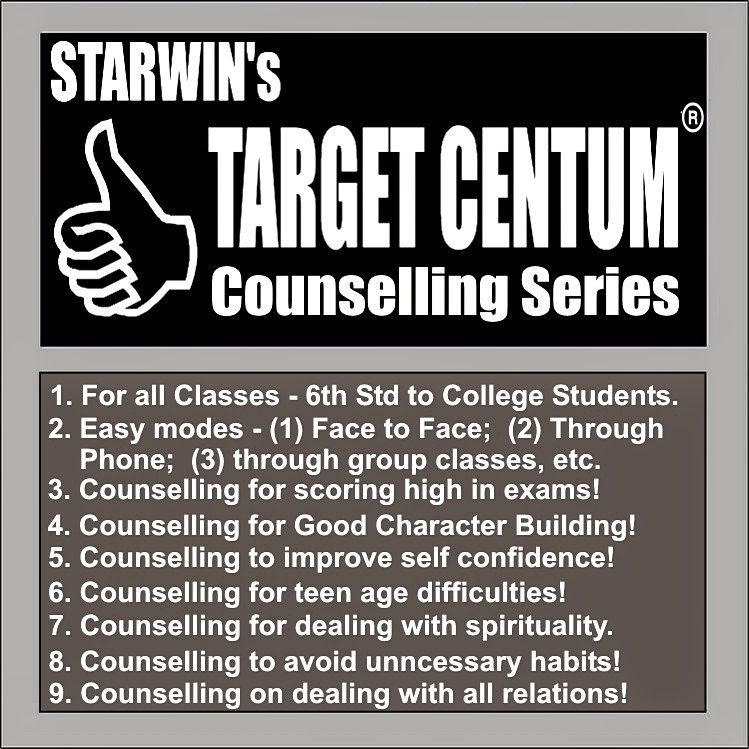 Counselling Services provided by STARWIN - starwin.in